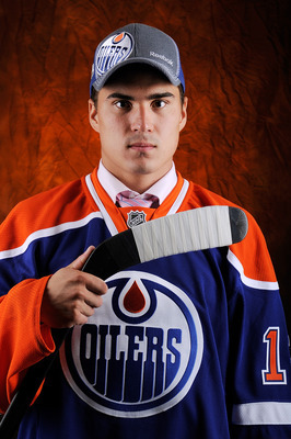 With comparisons to the great Pavel Bure, Nail Yakupov is a nice addition to the stable of youngsters in Edmonton.