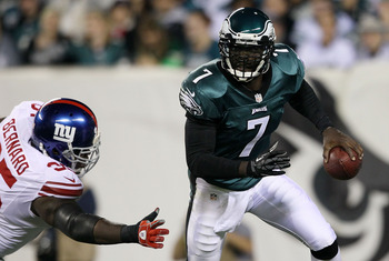 Michael Vick and the first-place Eagles have a lot to prove after a disappointing 2011 season.