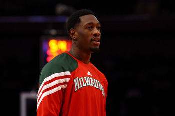 Milwaukee Bucks Larry Sanders