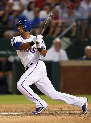 Elvis Andrus has been money with runners in scoring position.