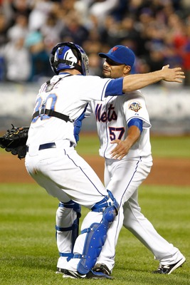 Johan Santana threw the first no-hitter in Mets history in June