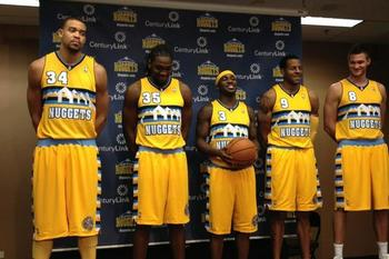 Ranking the Best New NBA Jerseys for the 2012-13 Season | Bleacher