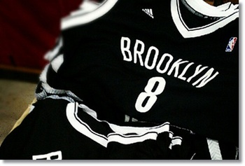 Photo credit: http://thehoopdoctors.com/online2/2012/09/exclusive-close-ups-of-new-nets-uniforms-and-barclays-center-floor/