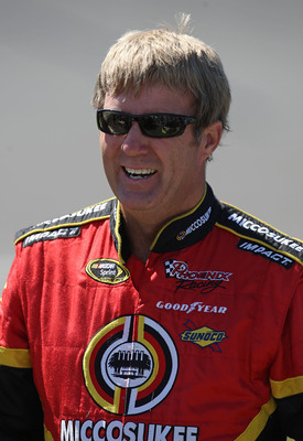 Sterling Marlin was a gritty competitor throughout his Cup career.