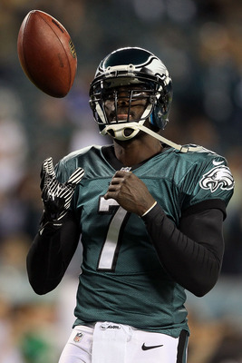 Vick needs to take his time and find a way to feel comfortable again