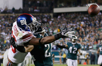 Ramses Barden's pass interference may have cost the Giants the game
