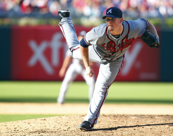 Braves closer Craig Kimbrel has mowed down opposing batters at a ridiculous pace this season, striking out nearly one out of every two batters he's faced.