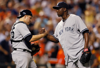 Rafael Soriano heads a strong Yankees bullpen.