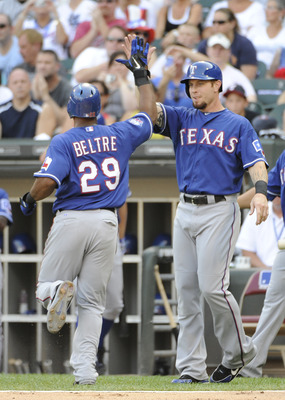Adrian Beltre and Josh Hamilton lead a very strong Rangers offense.