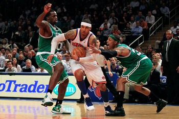 The Knicks will look to be a top the Atlantic division this season, but they'll have to dethrone the Celtics first—not an easy task.