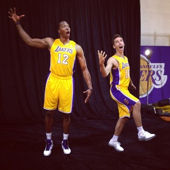 Photo Credit: Lakers Instagram