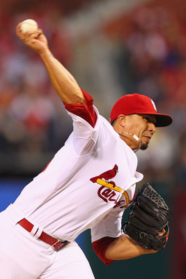 No Wainwright, no Carpenter, no problem for Kyle Lohse.