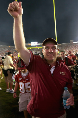 Jimbo Fisher wants to boost his career resume against N.C. State.