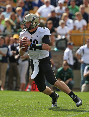 Caleb TerBush is expected to get the start for the Purdue Boilermakers this weekend.