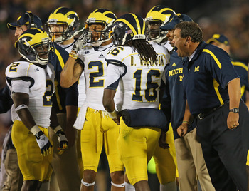 The Michigan Wolverines should still escape Ross-Ade Stadium with a victory over the Purdue Boilermakers.