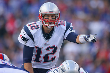 Tom Brady has been one of the best quarterback for the past 10 years, and he is showing no signs of slowing down.
