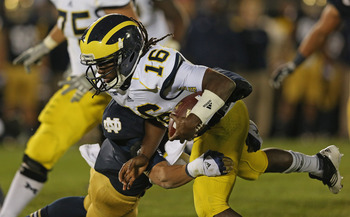 John U. Bacon knows Michigan in and out, from Denard to Oosterbaan