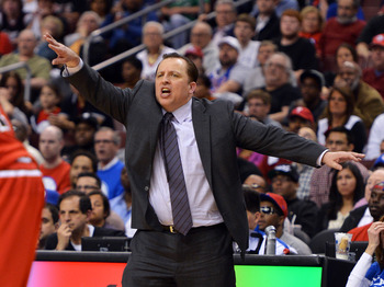 Tom Thibodeau lands a new deal
