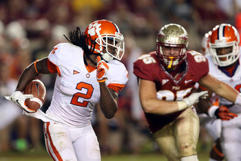 The Clemson offense will get even better when receiver Sammy Watkins returns.
