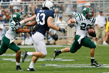 Ohio made a statement in their season opener against Penn State.