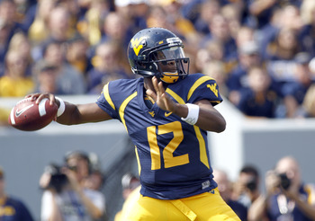 Geno Smith has put up ridiculous numbers for the Mountaineers.
