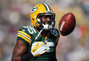 Greg Jennings may be shutting it down for a while