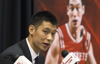 Jeremy Lin is now a Rocket. Why? Something about a 'poison pill.'