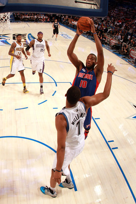 Greg Monroe is the future for the Pistons