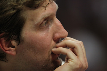 Dirk may be staring at season far from 50 wins.