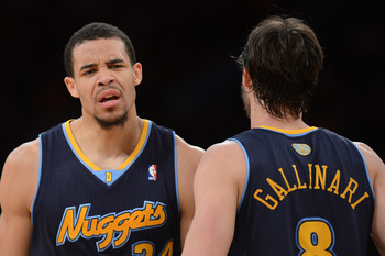 "Will JaVale's work with Hakeem make him ""get it?"""