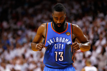 Will No. 13 remain in OKC?