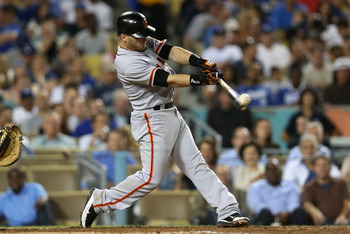 Marco Scutaro has excellent hitting mechanics