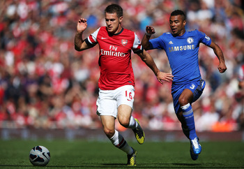 Ashley Cole has already left Arsenal for an increase in wages at Chelsea; could he do it again?