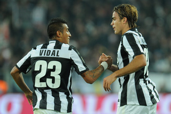 Arturo Vidal has reportedly drawn the attention of Sir Alex Ferguson.