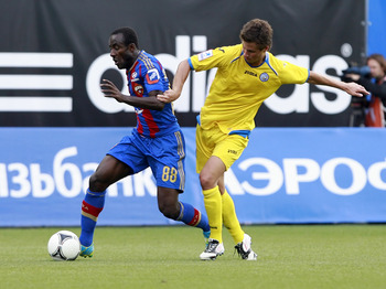 Doumbia is being targeted for a Premier League and Serie A move this winter.