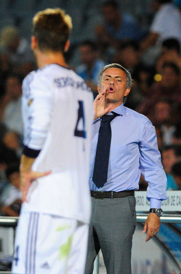 Ramos' relationship with Jose Mourinho is said to be deteriorating.