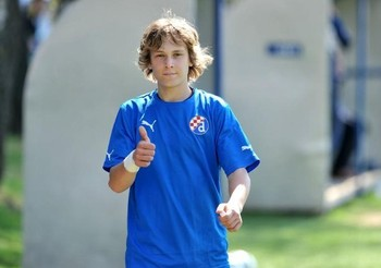 Alen Halilovic has an exceedingly bright future ahead of him. (Image courtesy of 101GreatGoals.com).