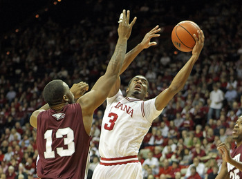 Creek was a scoring machine for the Hoosiers as a freshman, but he has been unable to stay healthy.