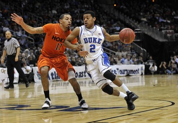 Injuries kept both Cook and Duke from their potential last season.