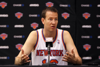 &quot;Don't worry, I'll still make 'em&quot; -Steve Novak