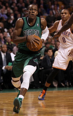 Rajon Rondo is simultaneously overrated and underrated, according to fans.