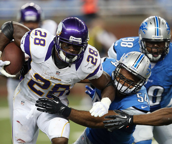 Peterson and his 3-1 Vikings return home to face a weary Tennessee defense.