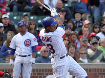 Chicago Cubs short stop Starlin Castro came through for fantasy owners in 2012 and looks even better for 2013.