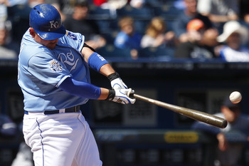 Kansas City designated hitter Billy Butler drove in more than 100 runs to power the Royals offense and fantasy teams everywhere.