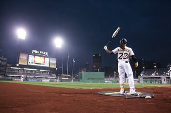 Pittsburgh outfielder Andrew McCutchen stands alone as the only Pirates fantasy stud.