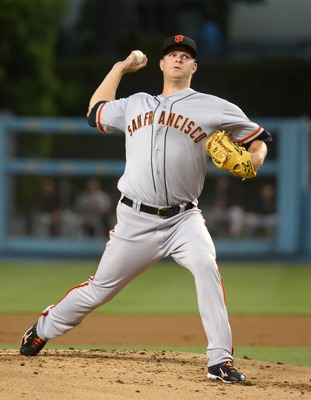San Francisco Giant pitcher Matt Cain was a perfect choice for anyone investing in starters early this spring.