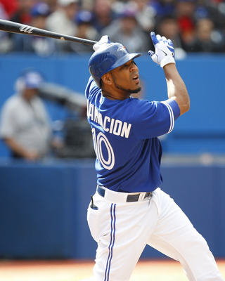 Edwin Encarnacion is just the next super slugger to emerge from Toronto.