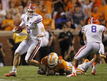 Driskel will face his toughest test against a stout LSU defense.