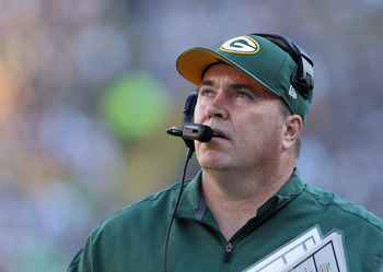 Mike McCarthy and the Green Bay coaches have made some surprising play calls