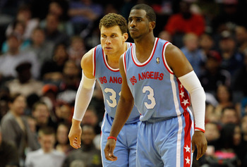 CP3 and Blake Griffin anchor the Clippers defense
